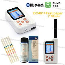BC401 Rechargeable Urine Analyzer 11 parameter, disposable Test strip, Bluetooth