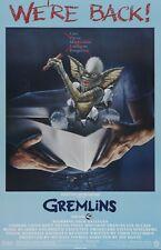 Gremlins 1984 Retro Movie Poster Print A0-A1-A2-A3-A4-A5-A6-MAXI 592