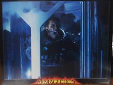 ARMAGEDDON 1998: Lobby Card (Ben Affleck Locked Out) Bruce Willis Liv Tyler