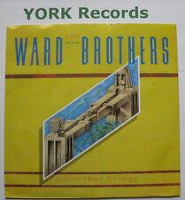 "WARD BROTHERS - Cross That Bridge - Excellent Condition 7"" Single SIREN 39"