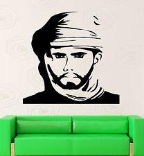 Wall Stickers Vinyl Decal Arabic Islam Muslim Man East Culture Decor (ig1761)