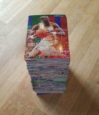 95-96 Fleer European NBA Basketball Cards: 1 to 270 - Choose From Drop Down List