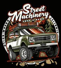 Street Machinery Dream Build Finalist 79 International Harvester Scout T Shirt
