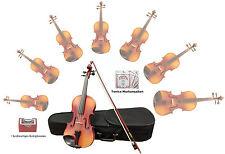 Sinfonie24 Geige/ Violine (Plus II) 1/8 1/4 1/2 3/4 4/4