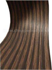 Hochwertig Bolivianischer Ebenholz Furnier / Flexibel Holz Furnier Blatt