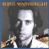 RUFUS WAINWRIGHT cd s/t debut 1998 12 tracks Gay Interest