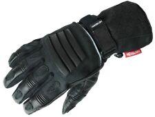 Heyberry Textil Damen Motorradhandschuhe Schwarz Gr. XS S M L XL