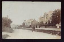 Oxon BANBURY Oxford Rd 1905 RP PPC