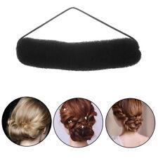 Wire Hair Ring Hair Dispenser Sponge Hair Bun Maker Hollywood Style Hair Curler