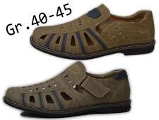 Buisness Herrenschuhe in. Leder NEU Schuhe Slipper Halbschuhe Sommerschuhe@2619y