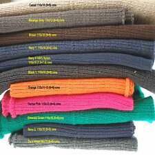 Tejido Pretina Tela Nervada,Material Elástico,11 Colores piezas por metro Punto