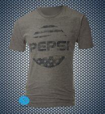 New Pepsi Metal Sign Cola Soda Retro Vintage  T-Shirt