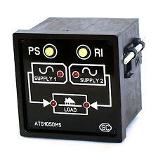 Inverter-Mains Commutazione Automatico Trasferimento Interruttore Controllore