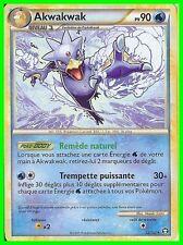 "Carte Pokemon "" AKWAKWAK "" Série HS TRIOMPHE PV 90 22/102 RARE *   VF"