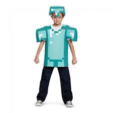 Minecraft - Diamond Armor Classic Child Costume