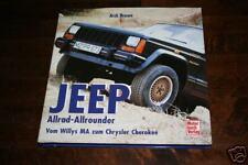 Bildband Jeep - Die Allrad Legende - mit Cherokee, Willys, Wrangler u. a.