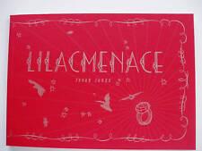 LILACMENACE , SYDNEY INDIE CULT ART ZINE,  2003 ISSUE #3