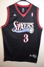 Allen Iverson #3 - Philadelphia 76ers -  Jersey�Vest Black