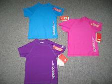 02611e2560 Speedo Pink Swim Shirts (Sizes 4 & Up) for Girls for sale | eBay