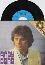 ANDY BORG Adios Amor 45/EP/GDR/PIC Amiga Quartett