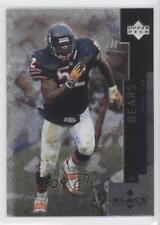 1998 Upper Deck Black Diamond #134 Bryan Cox Chicago Bears Football Card