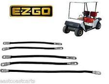 EZGO Marathon 1986'-1994' Golf Cart # 4 Gauge BATTERY Cable Set