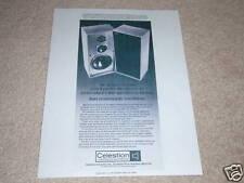 Celestion Ditton 44 Speaker AD, full specs,RARE
