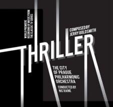 Jerry Goldsmith: Thriller, City of Prague Orche, 0612520487515