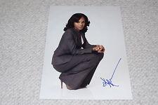 "KERRY WASHINGTON signed Autogramm auf 20x28 cm Foto InPerson ""DJANGO UNCHAINED"""