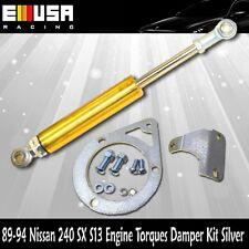 For Nissan 240 SX S13  Engine Torques Damper Kit Gold SR20DET Engine Only