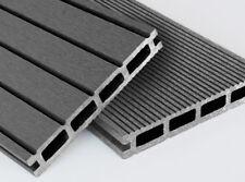 WPC Terrassendiele Basic Line hellgrau – beidseitig - 20x146mm