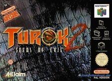 N64 2 Turok: Seeds of Evil/estado Seleccionable