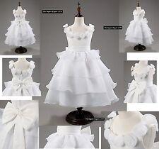 Vestito Cerimonia Feste Bambina Party Girl Special Occasion Dress CDR021