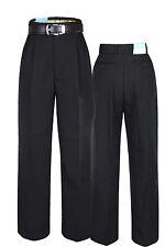 New Boys School Uniform Formal Wedding Party Charcoal Pants sz: 8,10,12,14,16-20