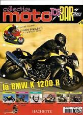 BMW K 1200 R n°16 fascicule moto joe bar team