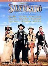 Silverado (DVD, 1999) Kevin Kline  Danny Glover  Kevin Costner  w/ insert