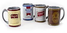 Ceramic 22 Oz. Beer Stein Mug Man Cave Coffee Tea Travel Mugs Antique Brew