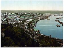 1800s Russian Kiev Bay travel POSTER.Vintage Deco art Room Home design.493i
