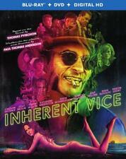 INHERENT VICE USED - VERY GOOD BLU-RAY/DVD