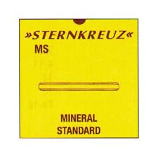 Piatto Vetro minerale per amrbanduhren NORMALE SPESSORE 1.0-1.1 MM MISURE