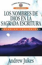 Los Nombres De Dios En La  Pb  (UK IMPORT)  BOOK NEW