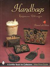 HANDBAGS by Roseann Ettinger, 4th ed Guide to value of vintage handbags & purses