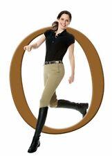 Ovation Euroweave Side Zip Breeches for Girls