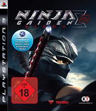 SONY PS3 Ninja Gaiden: Sigma 2 gebraucht PlayStation 3 günstig online kaufen OVP