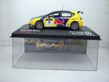 COCHE SEAT LEON WTCC 1/43 1:43 IXO Jordi Gene Brasil 2006 model car rally altaya