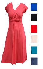 *Umstandskleid*Stillkleid*Shirtkleid*Sommerkleid*Kleid* 6 Farben * Gr.S/M