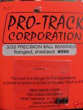 Pro-Track Precision 3/32 axle Ball Bearings
