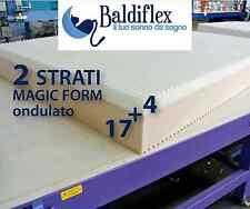 Materasso Matrimoniale Memory Magic Form Bordato 17 + 4cm Memory Foam  Baldiflex