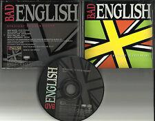 John Waite BAD ENGLISH Straight to your heart  PROMO DJ CD single JOURNEY Member