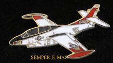 T-2 BUCKEYE LAPEL HAT PIN UP US NAVY MARINES COAST GUARD PILOT CREW USS NAF MCAS